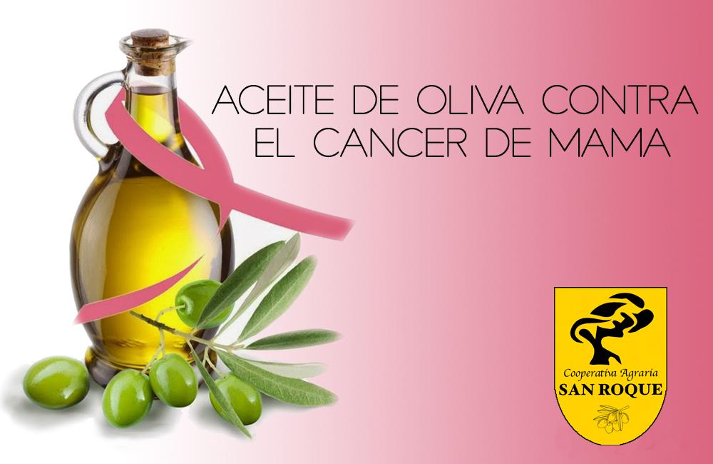 La oleuropeína, eficaz en la lucha contra el cáncer de mama