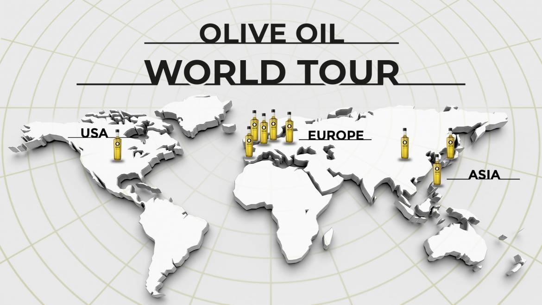 La campaña Olive Oil World Tour se despide a lo grande