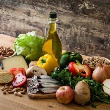 La Dieta Mediterránea y su efecto saludable en la microbiota